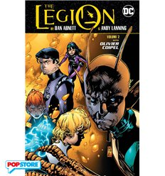 Legion by Dan Abnett & Andy Lanning Tp 002