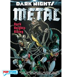 Dark Nights Metal Dark Knights Rising Deluxe Edition Hc