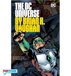 DC Universe by Brian K. Vaughan Tp