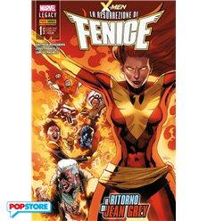 X-Men La Resurrezione di Fenice 001