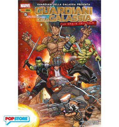 Guardiani della Galassia Presenta 005 - Guardiani Della Galassia La Serie Telltale