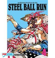 Le Bizzarre Avventure Di Jojo - Steel Ball Run 004