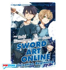 Sword Art Online Alicization Beginning