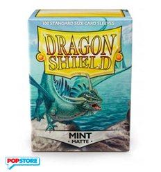 100 Bustine Dragon Shield - Matte Mint