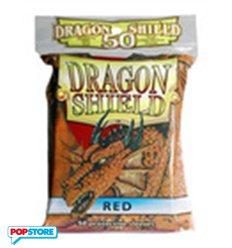 50 Bustine Dragon Shield Mini - Rosso