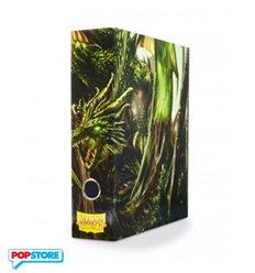 Raccoglitore Ad Anelli Con Cofanetto - Green Art Dragon