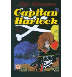 Capitan Harlock Deluxe Edition 001 R