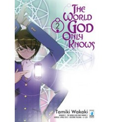 The World God Only Knows 002