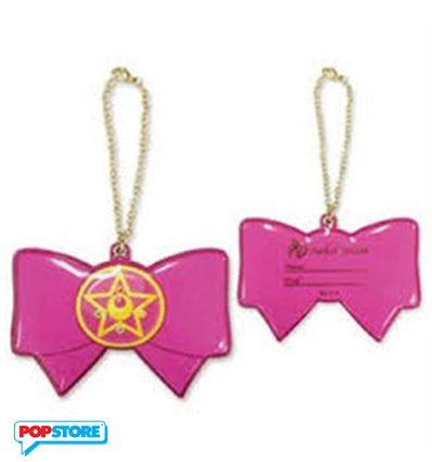 Sailor Moon - Ribbon Shape - Crystal Broach