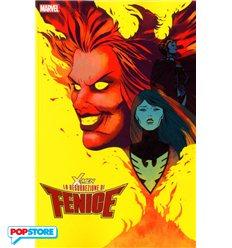 X-Men La Resurrezione di Fenice 001 Variant