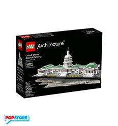 LEGO 21030 - Lego Architecture - Campidoglio Di Whasington