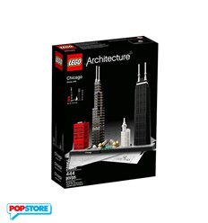LEGO 21033 - Lego Architecture - Chicago