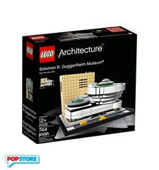 LEGO 21035 - Lego Architecture - Solomon R Guggenheim Museum