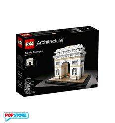 LEGO 21036 - Lego Architecture - Arco Di Trionfo