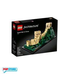 LEGO 21041 - Lego Architecture - Grande Muraglia Cinese