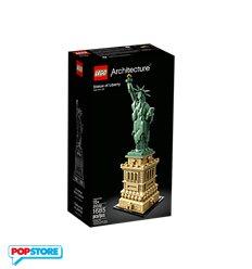 LEGO 21042 - Lego Architecture - Statua della Libertà
