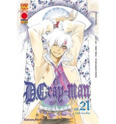 D.Gray Man 021