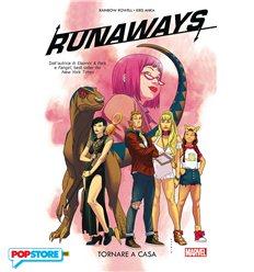 Runaways Hc 001 - Ritrova la Strada Verso Casa