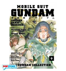 Gundam Unicorn - Bande Dessinee 009