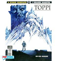 Sergio Toppi - Un Dio Minore