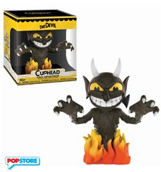 Cuphead Vinyl Figure - The Devil