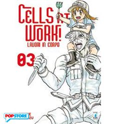 Cells at Work! - Lavori in Corpo 003