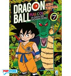 Dragon Ball Full Color - La Saga del Giovane Goku 007