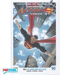 Superman Action Comics Rinascita Hc 001 - Il Sentiero del Fato