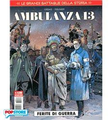 Ambulanza 13 - Ferite di Guerra