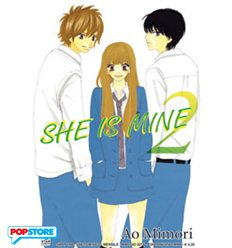 She is Mine 002
