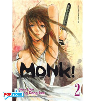 Monk! 002