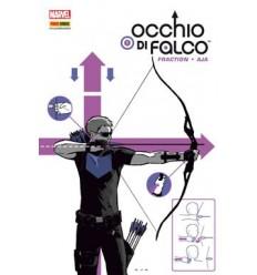 Occhio Di Falco 001 Cover B