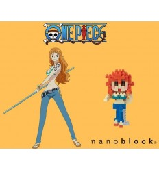 One Piece Nanoblock - Nami