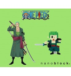 One Piece Nanoblock - Zoro
