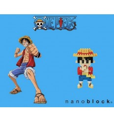 One Piece Nanoblock - Luffy