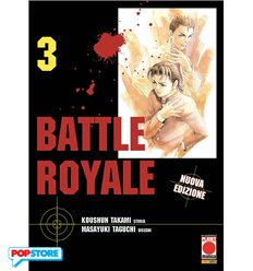 Battle Royale Ristampa 003