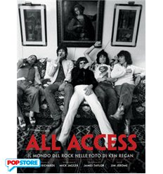 All Access - Il mondo del rock nelle foto di Ken Regan