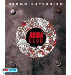 Akira Club - Katsuhiro Otomo Illustration Book