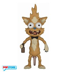 Funko Action Figures – Rick And Morty - Squanchy W/Bottle - London Toy Fair Reveals