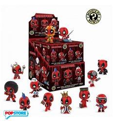 Funko Mystery Minis - Marvel – Deadpool
