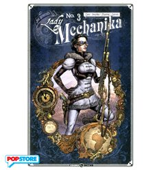 Lady Mechanika 003