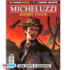 Attilio Micheluzzi - Johnny Focus - Una Notte a Bangkok