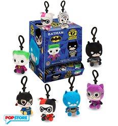 Funko Mystery Minis Plushies - Batman