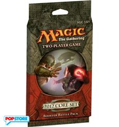Magic The Gathering - 2012 Core Set Two Player Game Booster Battle Pack