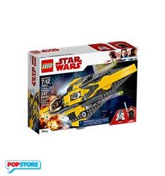Lego 75214 - Star Wars Anakin's Jedi Starfighter