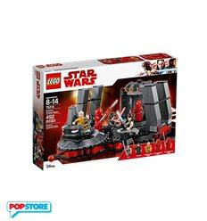 Lego 75216 - Star Wars Episode 8 Snoke's Throne Room