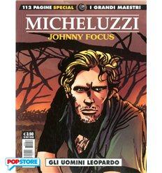 Attilio Micheluzzi - Johnny Focus - Gli Uomini Leopardo