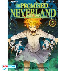 The Promised Neverland 005