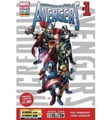 Incredibili Avengers 001