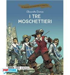 La Grande Letteratura a Fumetti 019 - I Tre Moschettieri